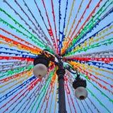 Festivalprydnader Royaltyfri Fotografi