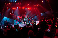 festivalrawa för 2010 deppigheter Arkivfoto