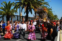 Festivals - The El Rocio Pilgrimage Stock Photography