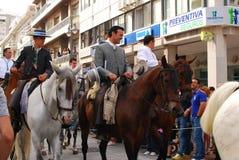 Festivals - The El Rocio Pilgrimage Stock Photography