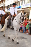 Festivals - The El Rocio Pilgrimage Royalty Free Stock Photography