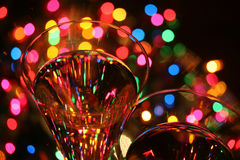 Festive abstract Royalty Free Stock Images