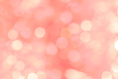 Festive abstract blurred pink background. Festive abstract blurred red and pink Christmas background Royalty Free Stock Photos