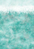 Festive abstract winter background with bokeh Stock Images