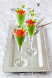 Festive appetizer Royalty Free Stock Images