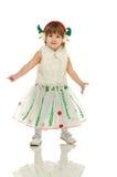 Festive attire Stock Image