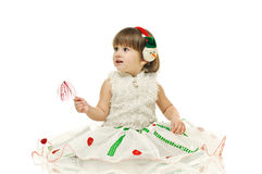 Festive attire Royalty Free Stock Photo