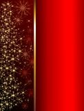 Festive background. With place for your text Stock Images