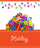 Festive background Royalty Free Stock Image
