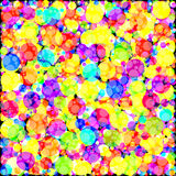 Festive background for the birthday celebration. Multi-colored sweets, bokeh. Romantic background Royalty Free Stock Photos
