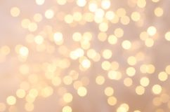 Festive background with bokeh lights. Christmas and New year Stock Photos