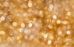 Festive background. Christmas and New Year feast bokeh background with copyspace Royalty Free Stock Image
