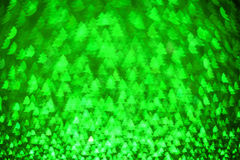 Festive background with christmas tree. Abstract twinkled bright Royalty Free Stock Photos