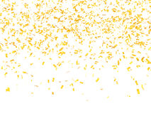 Festive background of confetti. 3d render Royalty Free Stock Images