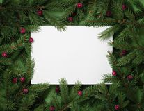 Background for Christmas and New Year design royalty free stock photo