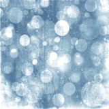 Festive background with defocused lights Royalty Free Stock Photos