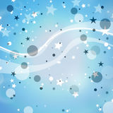 Festive Background Design. Graphic design illustration Stock Photography