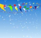 Festive background. Stock Image