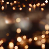 Festive background with light spots Stock Image