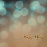 Festive background of lights. Glitter festive Christmas lights background Stock Photos