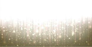 Festive Background. Festive luminous background Vector Illustration Stock Image