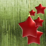 Festive background with stars Royalty Free Stock Photo