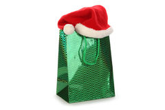 Festive bag Stock Photos