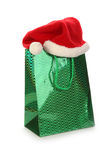 Festive bag Royalty Free Stock Photos