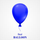 Festive Balloon isolated on white background. EPS 10 Stock Photography
