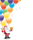 Festive banner. Royalty Free Stock Images