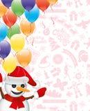 Festive banner. Stock Photo