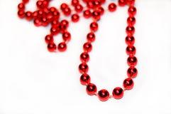 Festive Beads Stock Image