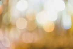 Festive blur background, twinkled bright with bokeh defocused li Royalty Free Stock Photo