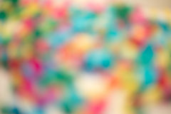 Festive blurred bright background Stock Images