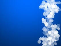 Festive Blurred Bubbles Background Royalty Free Stock Photos