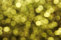 Festive bokeh Stock Photography