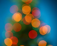 Festive bokeh background Royalty Free Stock Photos