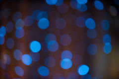 Festive bokeh background. abstract blurred bokeh lights Royalty Free Stock Photos