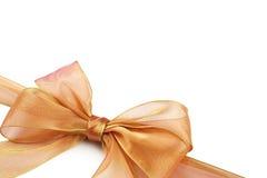 Festive bow Stock Image