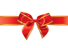 Festive Bow (illustration). Festive Bow (vector or XXL jpeg image Stock Photos