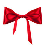 Festive bow Stock Images
