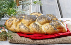 Festive bread Royalty Free Stock Image