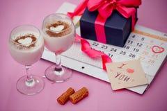 Festive breakfast Stock Photography