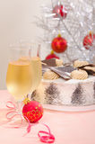 Festive Cake Royalty Free Stock Images