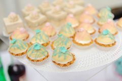 Festive Cakes Royalty Free Stock Photos