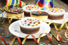 Festive cakes Stock Photography