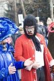 Festive carnival in Varna, Bulgaria. Stock Image