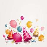 Festive Celebration Design. Illustration of a Festive Celebration Design Royalty Free Stock Photography