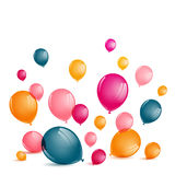 Festive Celebration Design. Illustration of a Festive Celebration Design Stock Photo