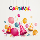 Festive Celebration Design. Illustration of a Festive Celebration Design Royalty Free Stock Images